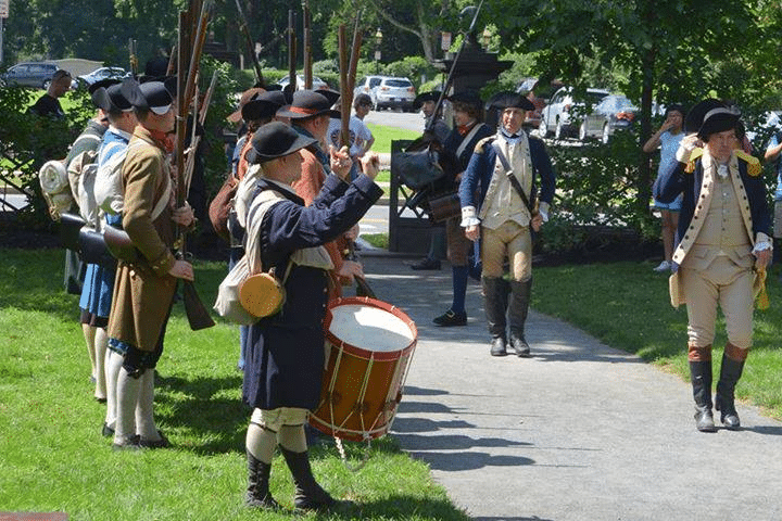 Revolutionary War Militia Muster!