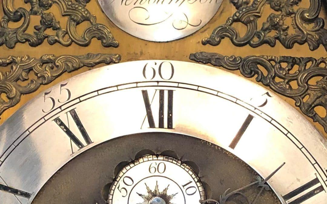 Jonathan Mulliken, Clockmaker
